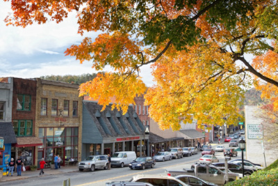 Saturday   Shopping Downtown Boone